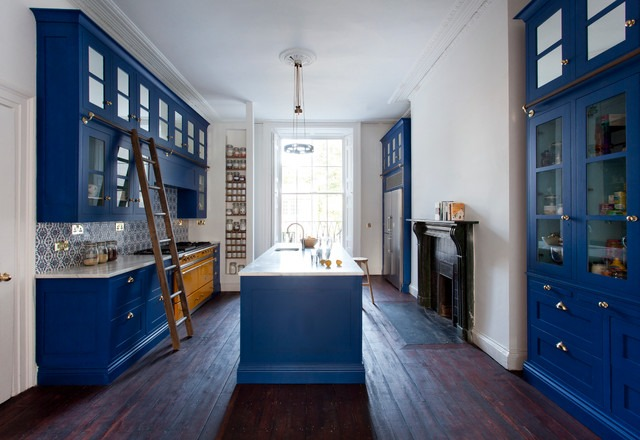 cuisine bleu classique