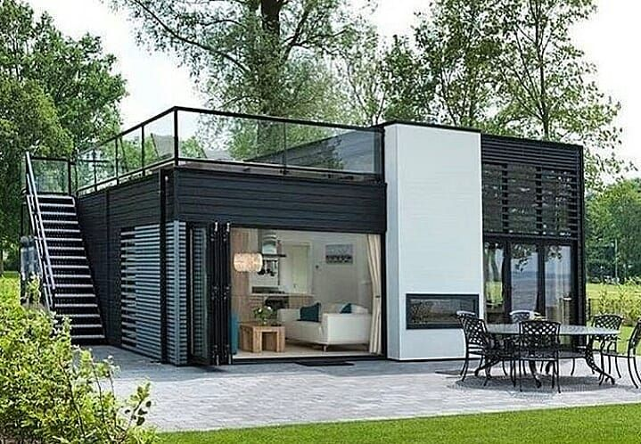 Tiny House Container